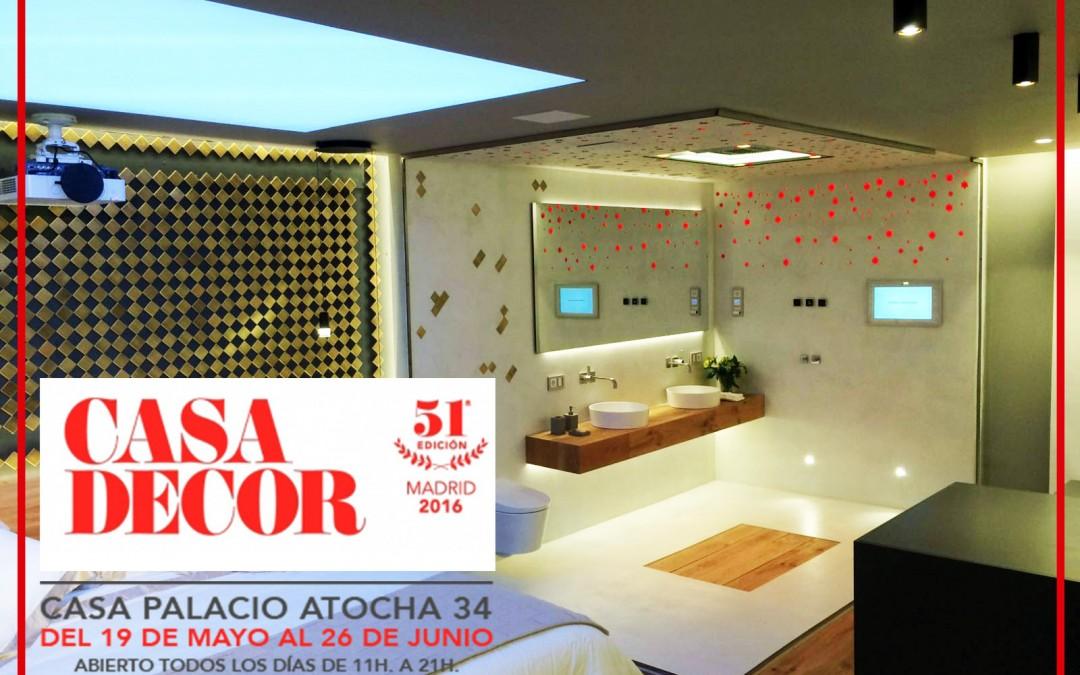 La mayor exposición decorativa te está esperando… Casa Decor.