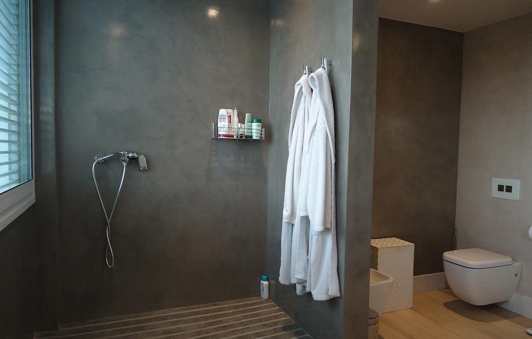 Baños de Microcemento - Ingremic