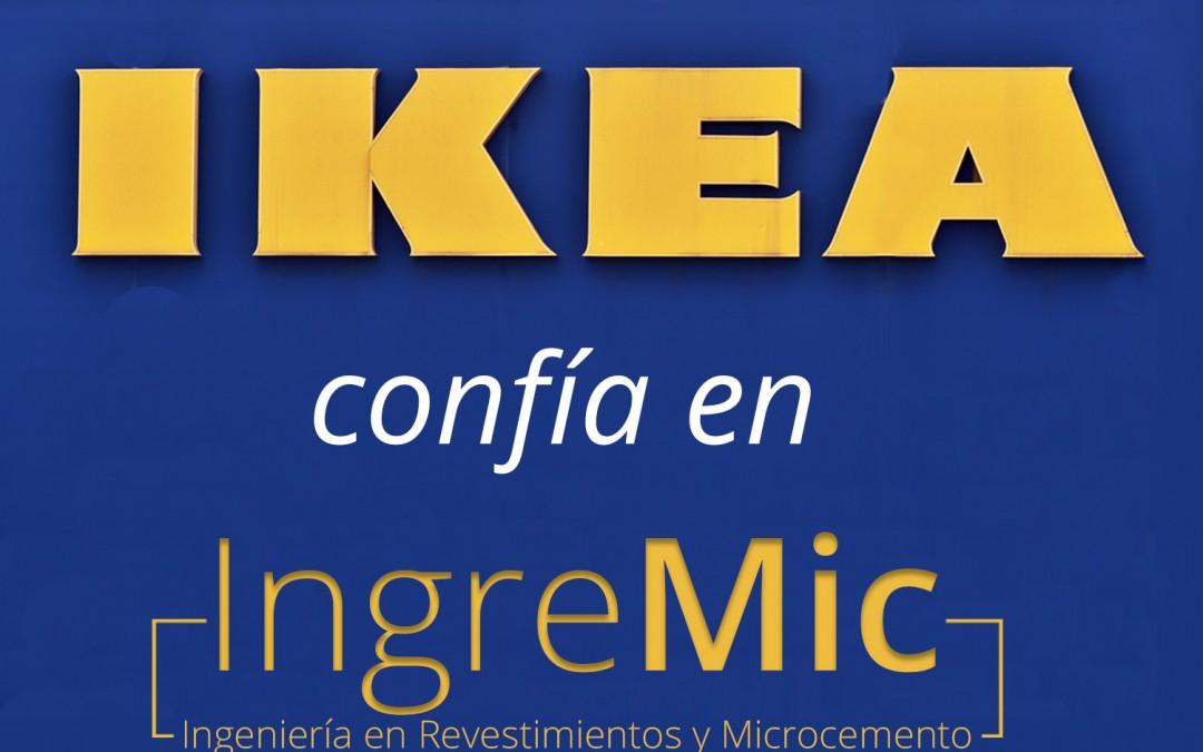 IKEA CONFIA EN INGREMIC