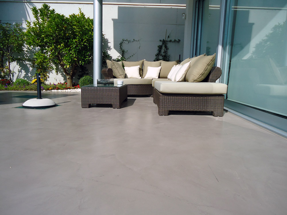 Suelo para terraza exterior barato free awesome suelos de - Suelo jardin barato ...
